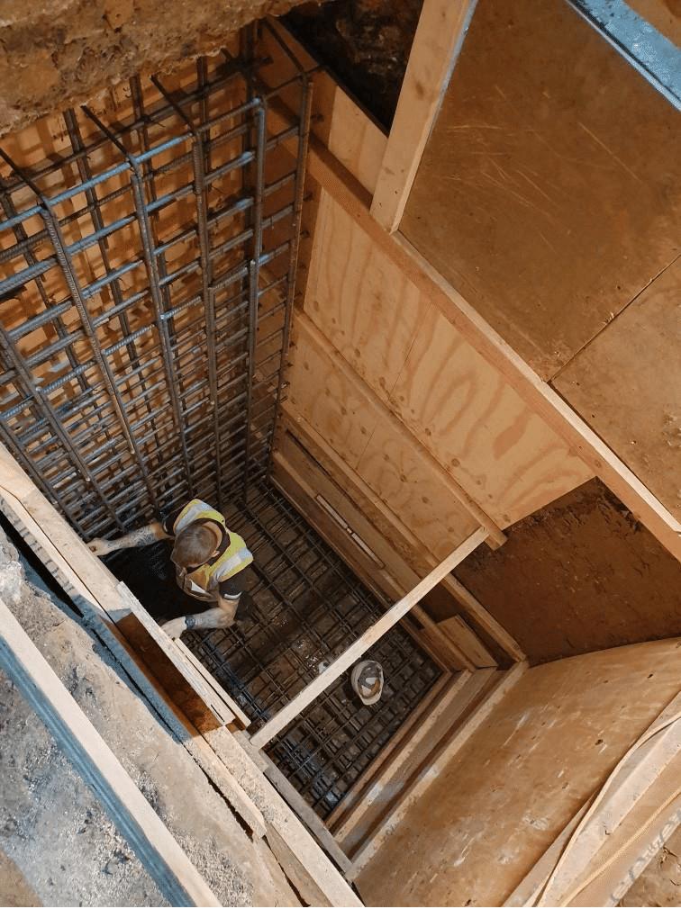 builder north london