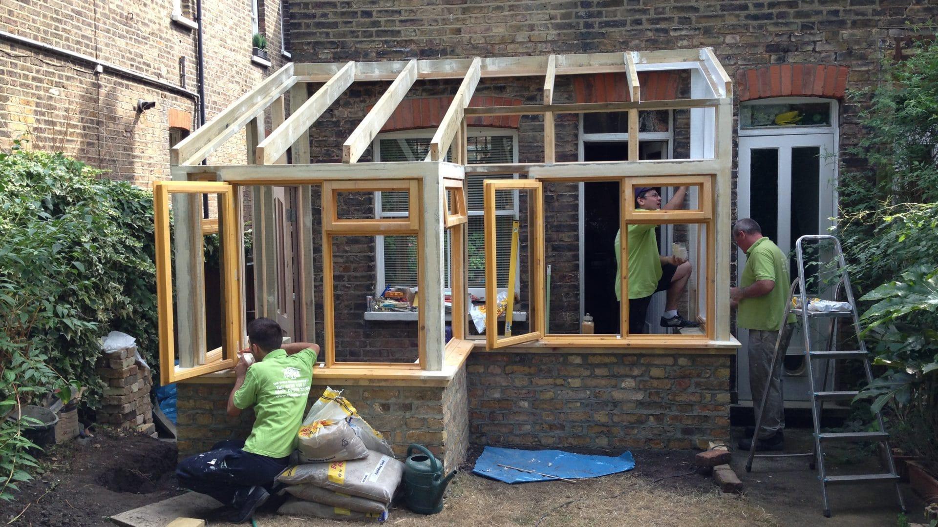 North London Builder